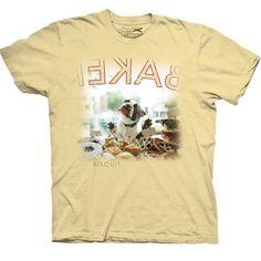 Biscuit t-shirt