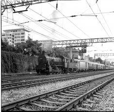 Profil Serban Lacriteanu - Bucurestiul meu drag Bucharest, Train Tracks, Socialism, Old City, Locomotive, Railroad Tracks, Memories, Retro, Train