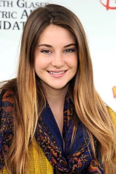 2011Nearly naked skin and flowing ombré hair give us Earth Mother vibes — and we love it. #refinery29 http://www.refinery29.com/2016/11/129495/shailene-woodley-hair-makeup-over-the-years#slide-9