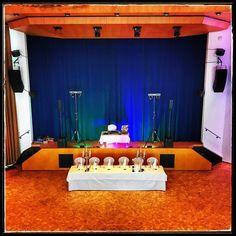 Heute mal ne kleine Hochzeit...  https://089DJ.com #089DJ #perkins #djslife #münchen #partyforall #hearitfirst #soundjunkie #eventlocation #wedding #hochzeit2017 #bayern