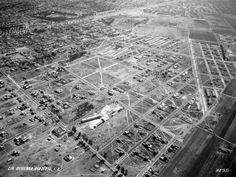 Lindavista en 1952.