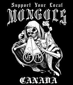 MONGOLS MC CANADA
