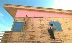 Thoughts on a film: Betty Blue in the Morning) FOREWORD : I'd been struggling to find the words for this film, w. Jean Hugues Anglade, Cinema Times, Betty Blue, Quelques Photos, Beautiful Film, Film Grab, Star Crossed, French Films, Female Stars