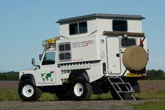 Defender 110 / 130 camper