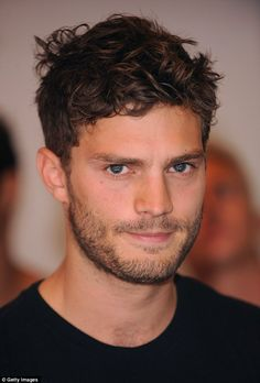 Northern Irish actor, model and musician Jamie Dornan is Ritchie's first choice for the ro...