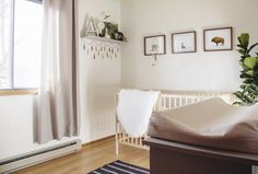 An Earthy and Otherworldly Space for Baby My Room | Apartment Therapy