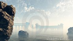 Last Ruins Of Lost Atlantis - Download From Over 29 Million High Quality Stock Photos, Images, Vectors. Sign up for FREE today. Image: 18549625