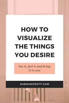 How to visualize the things you want - She Manifest It Entrepreneur Motivation, Entrepreneur Inspiration, How To Apply, How To Get, How To Plan, Time Management Apps, Vision Book, Law Of Attraction Love, Try To Remember