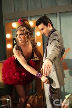 """""""Benefit of the Doubt""""--LtoR: AnnaLynne McCord as Naomi Clark and Josh Zuckerman as Max Miller on 90210 on The CW. Photo: Scott Alan Humbert/The CW ©2011 The CW Network. All Rights Reserved."""