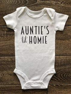 29c6a14c3 73 Best Auntie baby clothes images | Baby coming home outfit ...