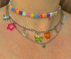 Cute Jewelry, Beaded Jewelry, Jewelry Accessories, Beaded Necklace, Jewlery, Jewelry Rings, Chanel Jewelry, Swarovski Jewelry, Wooden Jewelry