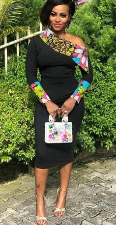 African Clothing for women/Ankara midi dress/African mide dress/African Fashion Short African Dresses, Latest African Fashion Dresses, African Print Fashion, Africa Fashion, Ankara Fashion, African Prints, African Fabric, Modern African Fashion, African Dress Styles