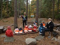 Creative Star Learning Company Reading in the Forest Forest School Activities, Library Activities, Nursery Activities, Nature Activities, Classroom Resources, Outdoor Education, Outdoor Learning, Outdoor Classroom, Outdoor School