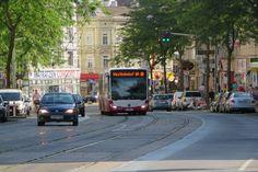 Busse, Public Transport, Vienna, Street View
