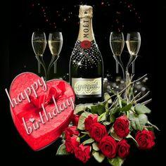 Happy Birthday Didi, Happy Birthday Gif Images, Happy Birthday Greetings Friends, Happy Birthday Wishes Photos, Birthday Wishes Flowers, Happy Birthday Celebration, Birthday Cheers, Happy Birthday Flower, Birthday Blessings