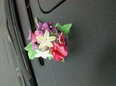 Miniature gumpaste bouquet