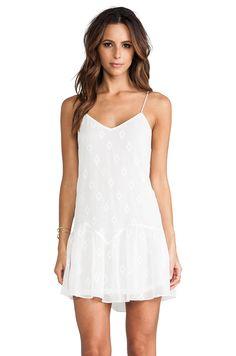 d5dafffbaac DV by Dolce Vita Inigo Dress in White from REVOLVEclothing Little White  Dresses