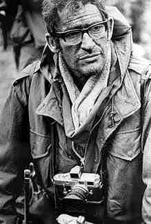 If you don't know these photographers you should: Burrows died with fellow photojournalists Henri Huet, Kent Potter and Keisaburo Shimamoto, when their helicopter was shot down over Laos in 1971.