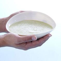 Broccoli-cappuccino