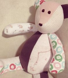 the patchwork bear: review via @Sarah Chang