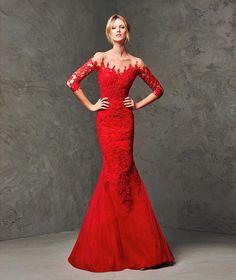 Pronovias Abiye Elbise Modelleri 2017 – Yeni Kolleksiyonu