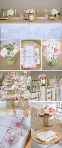 5fe690e5c5f A Pretty Baby Shower on the Harbor in Pink and Gold    Julie Cahill  Photography
