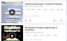 Phil Matthew Dj Charts London UK United Kingdom England, Great Britain, Orphilus Easterlounge4, Megamix, Dj Mix, MP3, Digital, Year 2015 Januar, Platz 2, Platz 3, Charts, Musiktcharts, Top 100, Minimal, Orphilus Disco Mobile, Radio Station, Live on Air