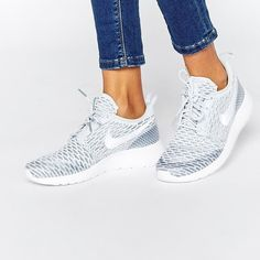 Nike Roshe Platinum White. #runners #sneakers #nike #athleticwear #fashion #comfy #trendy #fashionforward #casual #chic #style #streetstyle #instyle #summer #fresh #newkicks #running #training #stylish #ontrend by t_tucci3