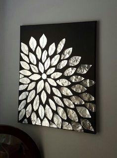 make at home wall art on canvas에 대한 이미지 검색결과
