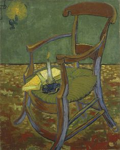 Gauguin's Chair, 1888