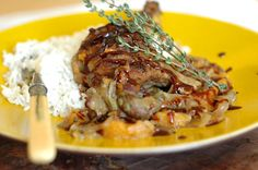 Duck with Chocolate Orange Sauce by The Traveler's Lunchbox\