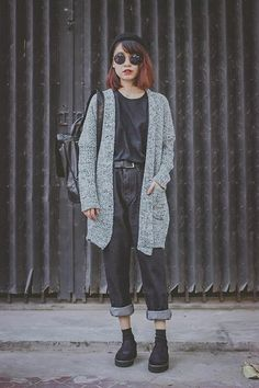 More looks by Phen Holy: http://lb.nu/phenholy  #grunge #minimal #punk