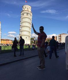 Remembering pisa , Toscana . #travel #viajar #joy #pisa #italy #italia #instagrammers #torreinclinadadepisa #pisatower