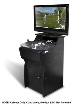 Xtension Arcade Pedestal (Arcade Cabinet) Fits X-Arcade Tankstick $349.00