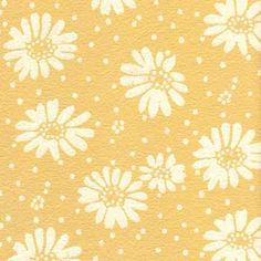 Painted Daisies Pattern #2751 paint roller