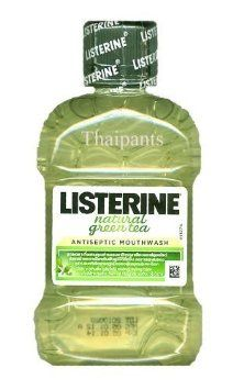 Listerine Antiseptic Mouthwash Natural Citrus 95 Ml By