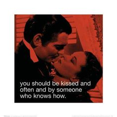 Gone with the Wind....what a classic!!! Love this one!!