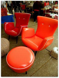 nice vintage furniture