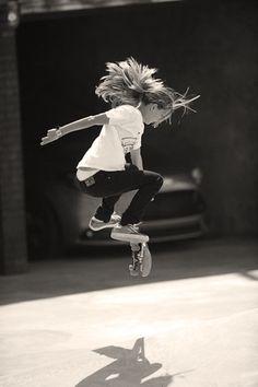 Skater Girl Style   Stoke Harvester   Stimulus