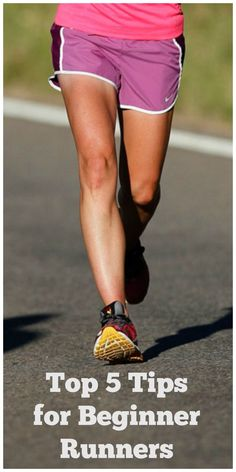 Top 5 Tips for Beginner Runners   Thinking about starting a running  routine  Here are ffcbbfd80098