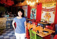 Meet Lily Lei, the Lee Lee's Hot Kitchen co-owner who splits her time between President Street's new Chinese restaurant and her other life i...