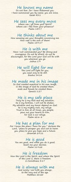 super Ideas for bible quotes verses gods promises The Words, Bible Scriptures, Bible Quotes, Scripture Verses, Scripture To Encourage, Encouraging Words For Kids, Scriptures About Love, Bible Versus About Love, Scriptures For Kids