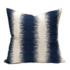 26 x 26 Square Floor Pillow Kess InHouse Nina May Water Pebble Black White Painting