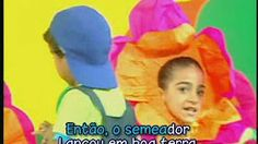 sementinha aline barros - YouTube