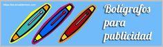 Bolígrafos para publicidad  Una de las formas más económicas de realizar publicidad bien como refuerzo de marca o como regalos personalizados para nuestros clientes son los bolígrafos para publicidad. Cuantas veces habremos planificado nuestro presupuesto con otros artículos y se nos iba de las manos, mejor dicho, de los bolsillos.