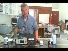 ▶ Electroplating and Electroforming Plastics With Conductive Ink - YouTube