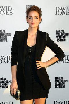 Barbara Palvin L'oreal Melbourne Fashion Festival  2013-051