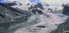 Eisschwund: Rekordsommer lässt Alpengletscher schrumpfen - SPIEGEL ONLINE - Nachrichten - Wissenschaft