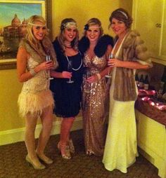 great gatsby birthday party | Great Gatsby Birthday Party! | Home Sweet Apartment