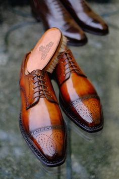http://chicerman.com dandyshoecare: The best of 2015 #menshoes